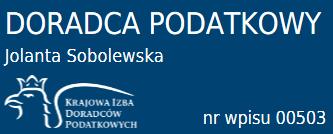 Jolanta Sobolewska usługi księgowe, doradztwo podatkowe